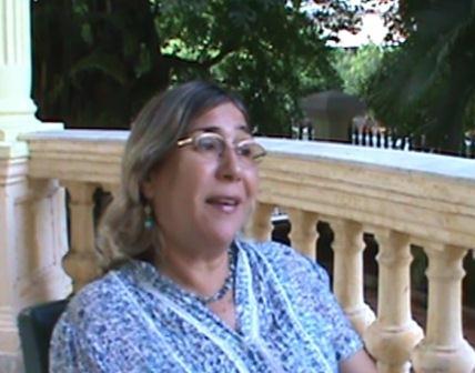 """Maria Isabel Dominguez. El CIPS…..""""espacio"""""""
