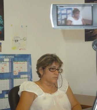 """Mayra Espina. El CIPS…""""implicación"""""""