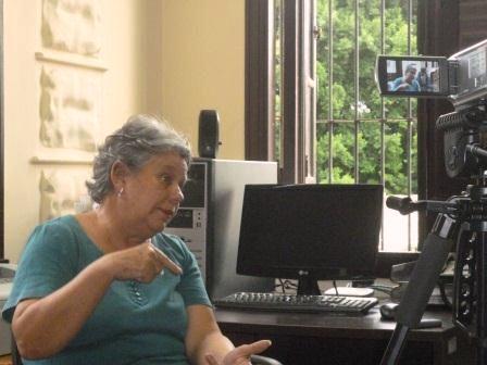 """Patricia Arenas. El CIPS….""""ciperos"""""""